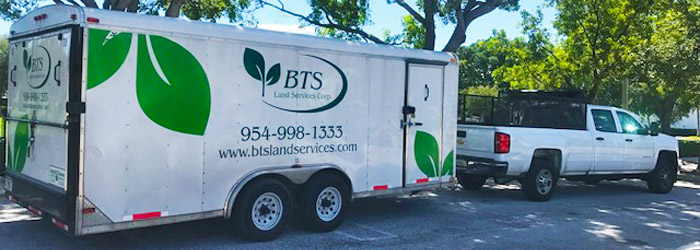 About BTS Land Services Corp